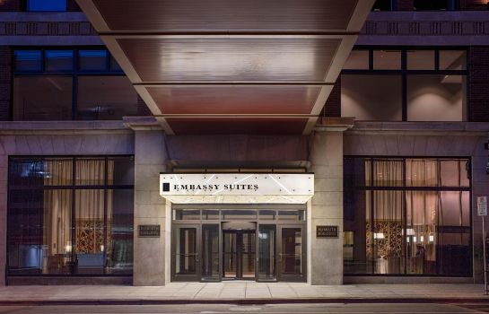 Vista exterior Embassy Suites By Hilton Minneapolis Downtown Hotel