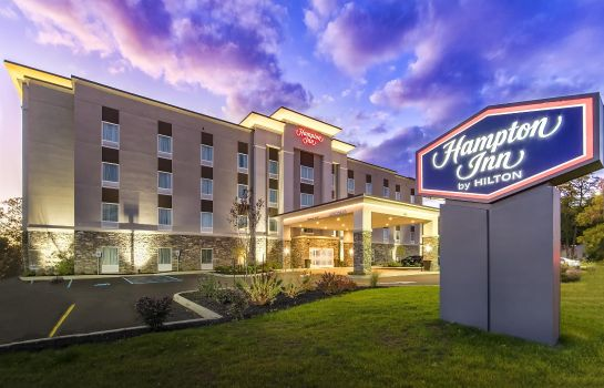 Buitenaanzicht Hampton Inn Lockport - Buffalo NY