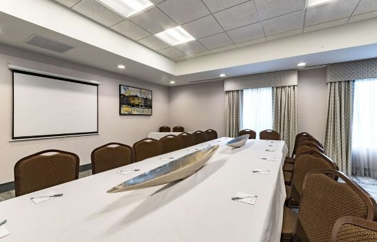Sala konferencyjna Hampton Inn Lockport - Buffalo NY