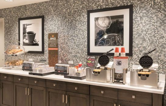 Ristorante Hampton Inn - Suites by Hilton Chicago Schaumburg IL