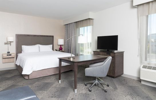 Suite Hampton Inn - Suites by Hilton Chicago Schaumburg IL