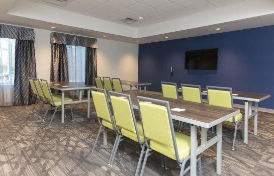 Sala de reuniones Hampton Inn - Suites by Hilton Chicago Schaumburg IL