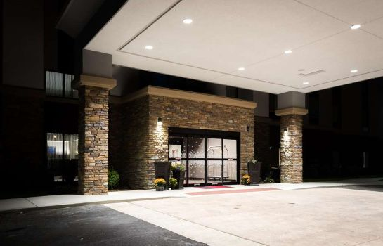 Vista exterior Hampton Inn - Suites by Hilton Hammond IN