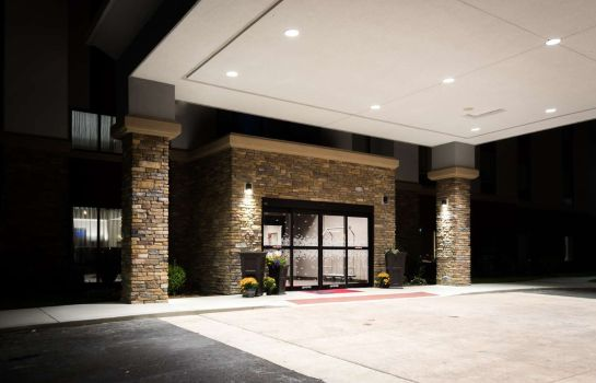 Außenansicht Hampton Inn - Suites by Hilton Hammond IN