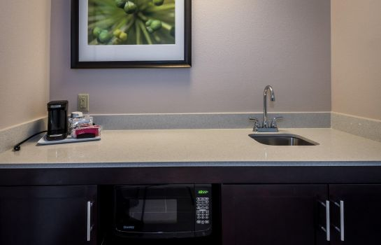 Hotel-Bar Hampton Inn - Suites by Hilton Hammond IN