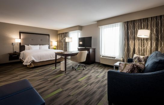 Suite Hampton Inn - Suites by Hilton Hammond IN