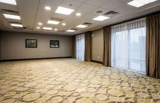 Conference room Hampton Inn & Suites by Hilton Hammond IN Hampton Inn & Suites by Hilton Hammond IN