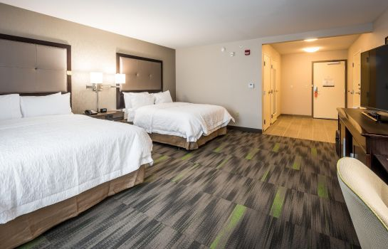 Habitación Hampton Inn - Suites by Hilton Hammond IN