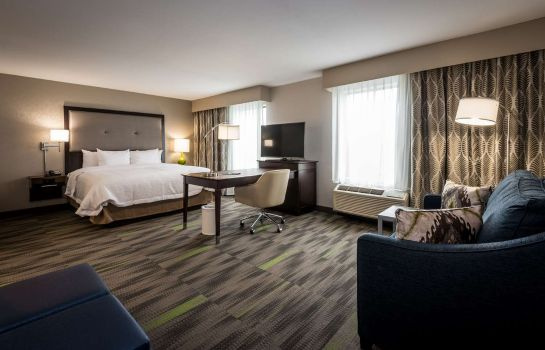 Chambre Hampton Inn - Suites by Hilton Hammond IN