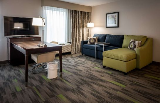 Zimmer Hampton Inn - Suites by Hilton Hammond IN