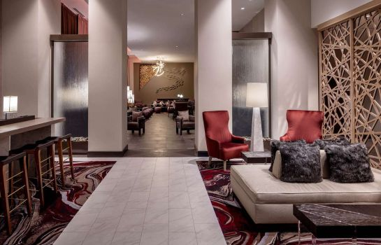 Hol hotelowy Embassy Suites By Hilton Minneapolis Downtown Hotel