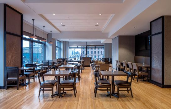 Restaurant Embassy Suites By Hilton Minneapolis Downtown Hotel
