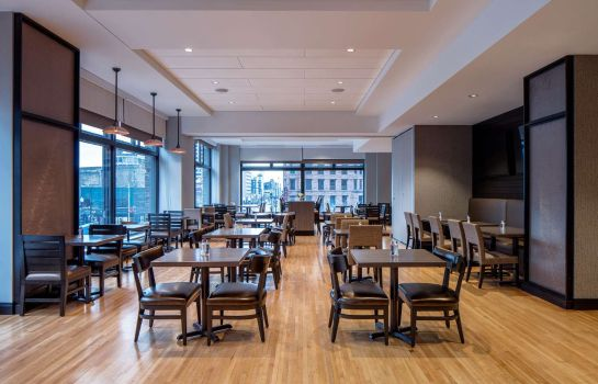 Ristorante Embassy Suites By Hilton Minneapolis Downtown Hotel