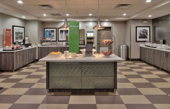 Restaurant Hampton Inn & Suites Guthrie OK