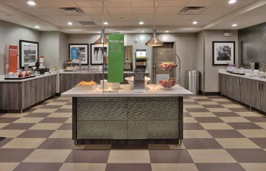 Restaurant Hampton Inn - Suites Guthrie OK
