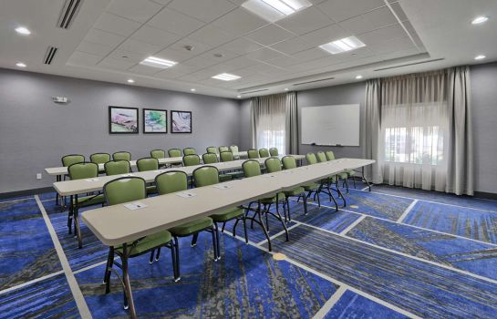 Conference room Hampton Inn - Suites Guthrie OK