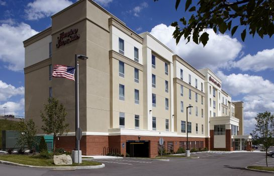 Außenansicht Hampton Inn - Suites Pittsburgh Airport SouthSettlers Ridge