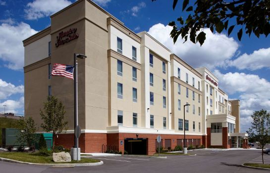 Vista esterna Hampton Inn - Suites Pittsburgh Airport SouthSettlers Ridge