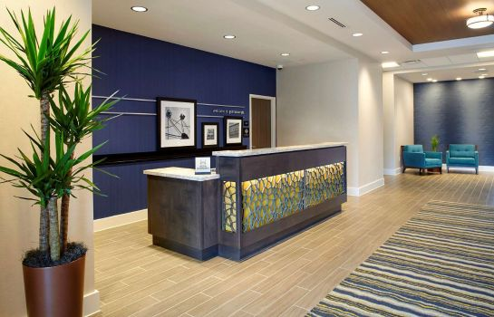 Hall de l'hôtel Hampton Inn - Suites Pittsburgh Airport SouthSettlers Ridge