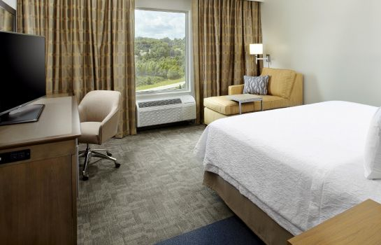 Zimmer Hampton Inn - Suites Pittsburgh Airport SouthSettlers Ridge