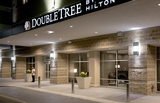 Exterior view DoubleTree by Hilton Evansville