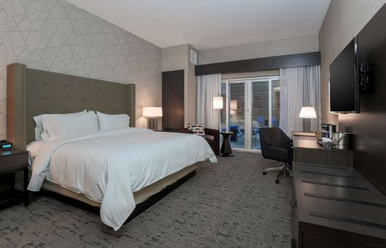 Chambre DoubleTree by Hilton Evansville