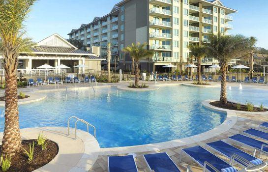 Hotel Ocean Oak Resort By Hilton Grand Vacations In Hilton Head Island Hotel De