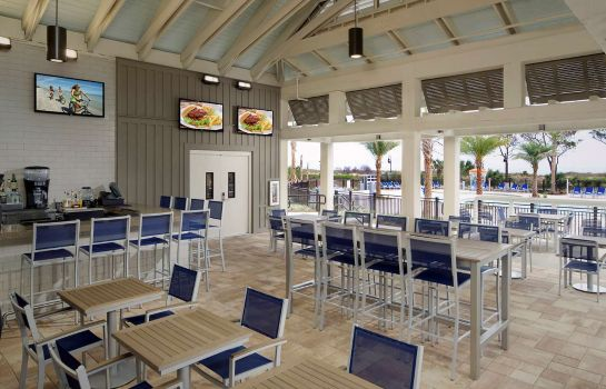 Restaurant Ocean Oak Resort by Hilton Grand Vacations