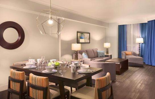 Suite Ocean Oak Resort by Hilton Grand Vacations