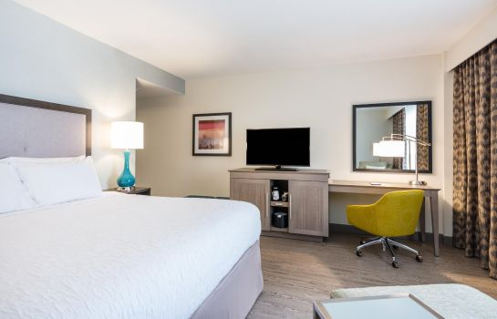 Chambre Hampton Inn & Suites Miami Midtown FL