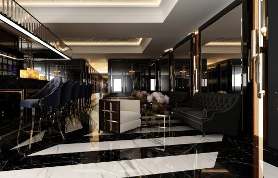 Hotel-Bar DoubleTree by Hilton Izmir Airport
