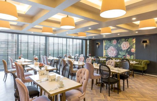Restaurant DoubleTree by Hilton Izmir Airport