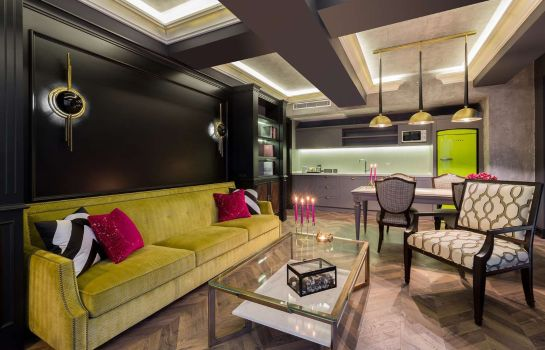 Zimmer DoubleTree by Hilton Izmir Airport