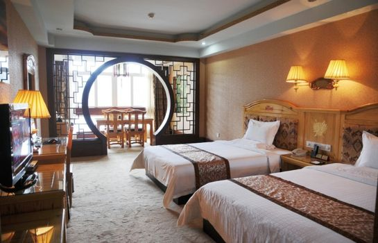 Double room (standard) Hua Long Cun Hotel