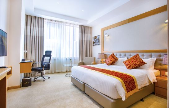 Chambre double (standard) Golden Tulip Westlands