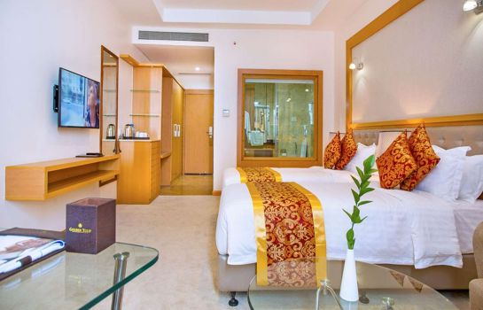Chambre double (confort) Golden Tulip Westlands