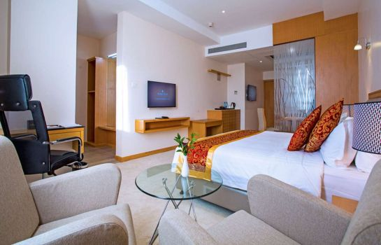 Chambre Golden Tulip Westlands