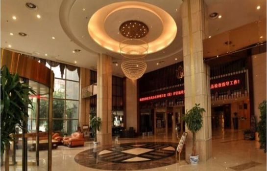 Lobby Yinlian International Hotel