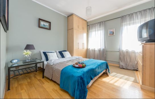 Double room (standard) P&O Apartments MDM