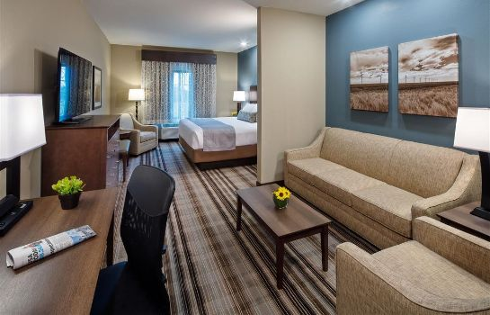 Suite BEST WESTERN PLUS OVERLAND INN