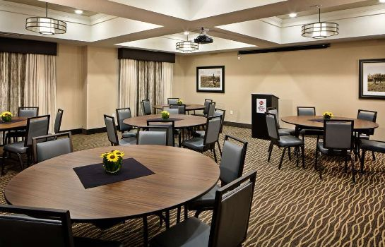 Conference room BEST WESTERN PLUS OVERLAND INN