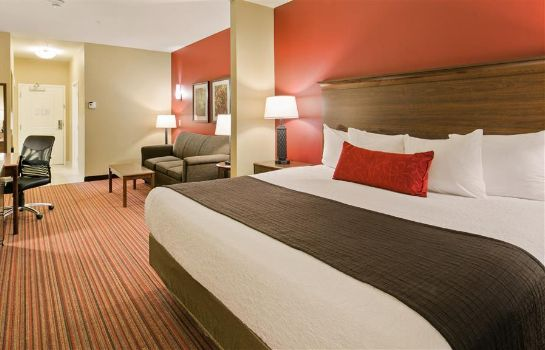 Zimmer BEST WESTERN PLUS CHANDLER