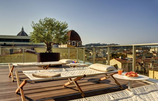 Terrasse Glance Hotel in Florence