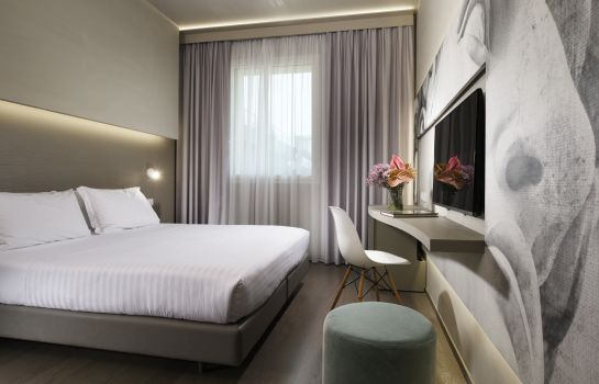 Doppelzimmer Standard Glance Hotel in Florence