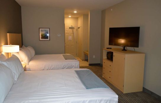 Chambre BEST WESTERN PLUS NORMAN
