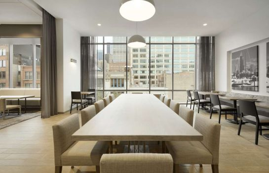 Restaurant Hampton by Hilton Chicago West Loop Hampton by Hilton Chicago West Loop
