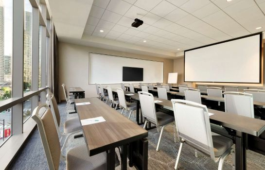 Conference room Hampton by Hilton Chicago West Loop Hampton by Hilton Chicago West Loop