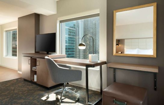 Zimmer Hampton Inn Chicago West Loop