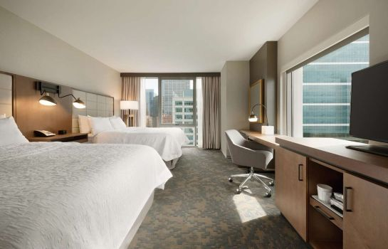 Chambre Hampton Inn Chicago West Loop