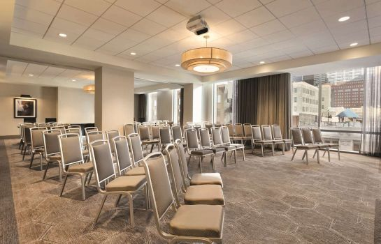 Sala congressi Homewood Suites Chicago WLoop